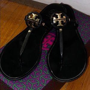 Tory Burch Mini Jelly Sandals Size 8